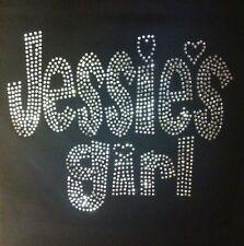 Jessie's Girl Rhinestone T Shirt Ladies S-XL