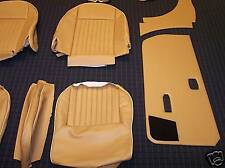 Deluxe Doeskin  Leather kit Spitfire MK4 1500 interior