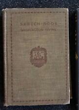 Washington Irving's Sketch-Book 1907 Printing Longmans' English Classics Book