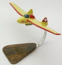 Fauvel AV-36 Tailless Airplane Desktop Wood Model Large