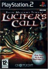 Shin Megami Tensei Lucifers Call Ps2 PlayStation 2