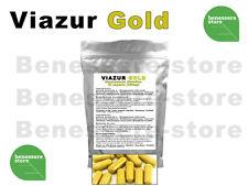 5x VIAZUR GOLD EREZIONE SESSO IMPOTENZA ERBE NATURALI DISFUNZIONE ERETTILE