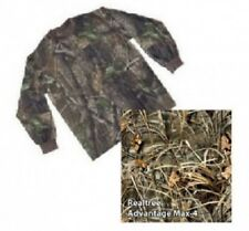Bell Ranger 133MX-S Adult Long Sleeved T Shirt with Pocket - Advantage Max-4 - S