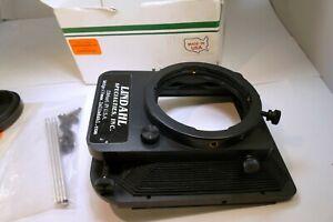 Lindahl Bellows lens Hood 31.1325 Bell-O-Shade Single slot CF B60 Hasselblad