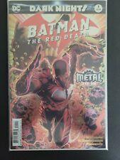 Batman The Red Death #1 VF Read Description