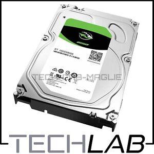 HARD DISK 500GB 1TB 4TB 750GB 2TB 250GB 3,5 SATA PC COMPUTER FISSO DESKTOP DVR