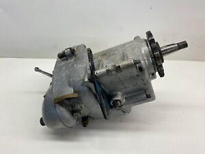 1952 Triumph T6 Twin 650 Pre Unit Thunderbird Motorcycle Engine Transmission