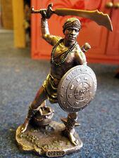 Oggun Ogun God of War Ornament Statue Figure Pagan Wiccan Occult Yoruba BNIB