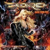 DORO - RAISE YOUR FIST  CD  DIGIPACK  HEAVY METAL  NEU