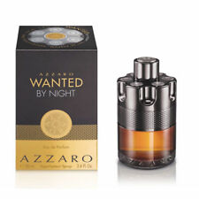 AZZARO WANTED BY NIGHT EAU DE PARFUM 3.4 oz/100 ml SPRAY,NEW & SEALED.