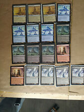 lot MTG Magic 17 lands