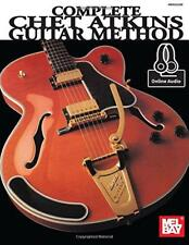 Complet Chet Atkins Guitare Méthode par Pierre à Feu,Tommy,Atkins,Livre de Poche