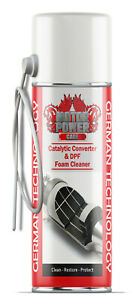 Diesel Particulate Filter ( DPF ) Cleaner With Hose Attachment Foam cleaner