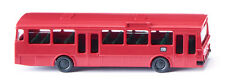 "WIKING Modell 1:160/N Stadtbus (MB O 305) himbeerrot ""DB"" #097007 NEU/OVP"
