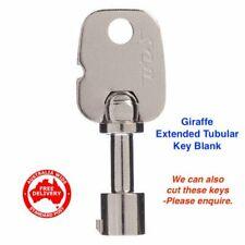 BDS Blank Giraffe Key 09200299 Tubular Extended 2 Pack