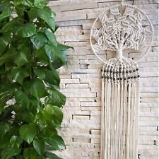 Hand-Woven Dream Catcher Wall Hanging Nordic Room Decoration Home Boho Decor