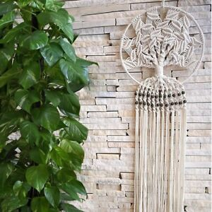Hand Woven Dream Catcher Wall Hanging Nordic Room Decoration Home Boho Decor New