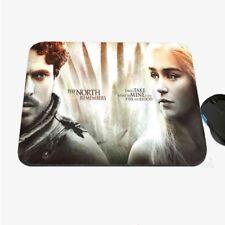 Game Of Thrones Stark Targaryen Anti-Slip PC Laptop Mousemat Mouse Mat Pad
