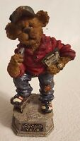 Coach Grizberg The Boyds Bears Collection Resin Vintage Gift Sports Football