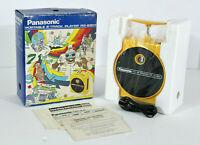 Panasonic RQ-830S Dynamite TNT 8 Track Player Original Box (REFURBISHED) *Video*