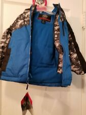 Boys Size 4 Winter Coat Weatherproof  New with tags