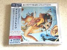 DIRE STRAITS     ALCHEMY      JAPAN   SHM-SACD       FACTORY SEALED
