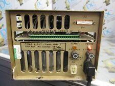OGP OPTICAL GAGING PRODUCTS 028703 REV A 105-125 VAC TRIAC LIGHT POWER SUPPLY