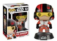 Funko Pop! Star Wars Episode 7 The Force Awakens Poe Dameron Vinyl Figure