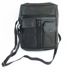 Leather Men's Bag Cross Body Messenger Travel Organizer Kit Phone Purse Satchel