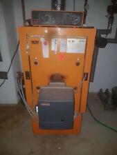 Gas- / Öl-Heizkessel WOLF MK-90 - 70 bis 99 KW - ISO 9001 zertifiz. - DIN 4702