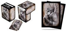 Ultra Pro Darkside Of Oz Monkey General Deck Box & Sleeves 100ct.