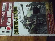 7µ? Revue Batailles Jour-J n°44 Ardennes Batterie Goebbels Panzer IV 90th US