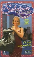 I'll Zap Manhattan: Sabrina, the Teenage Witch #18 Odom, Mel Mass Market Paperb