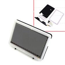 "New Hot Bracket for 7"" USB Capacitive Touch Screen LCD HDMI Raspberry Pi 2 B/B+"