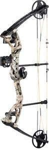 New 2019 Bear Archery Limitless RTH 50# Right Hand God's Country Camo Youth Bow