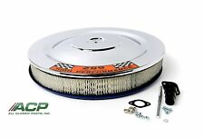 Mustang Air Cleaner Chrome Economy 64 1965 66 67 68 69 70 71 72 73 - ACP