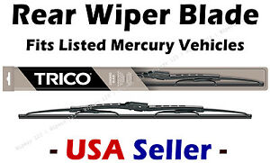 Rear Wiper Blade - Standard - fits Listed Mercury Vehicles - 30221