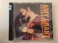 Amy Grant Heart in Motion CD Album 1991 A&M rare CRC Full Silver Christian xian