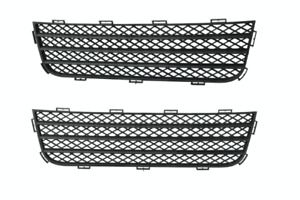 GREAT WALL V200/240 8/2011-ON K2 FRONT BUMPER INSERT GRILLE