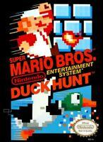Nintendo NES Spiel - 2in1: Super Mario Bros. 1 + Duck Hunt US Modul