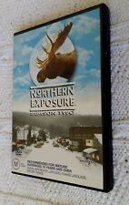 Northern Exposure : Season 2 (DVD, 2-Disc) R-2+4, LIKE NEW, FREE POST AUS-WIDE