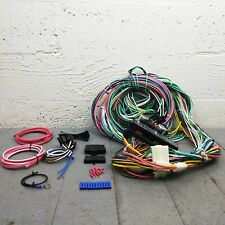 1964 - 1967 Pontiac GTO Wire Harness Upgrade Kit fits painless fuse fuse block