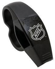 Eishockey Schiedsrichterpfeife FOX40 Caul mit NHL Logo und Fingerbügel