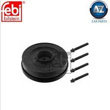 Febi Torsion Vibration Damper Crankshaft Crank Pulley 37420