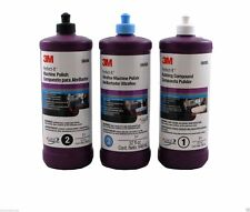 3M Perfect It BUFFING & POLISHING Compound Package 06085 06064 06068