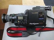 SONY CCD-V9 HandyCam PRO Video Camera Recorder