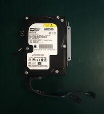"HARD DISK WESTERN DIGITAL CAVIAR 250 GB WD2500JD SATA 3.5"" COMPLETO IMAC A1076"