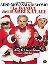 Dvd LA BANDA DEI BABBI NATALE *** Aldo Giovanni Giacomo ***   ......NUOVO