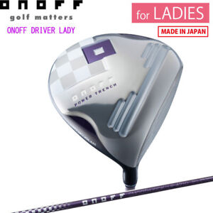 LADIES 2021 DAIWA Golf Japan ONOFF LADY DRIVER