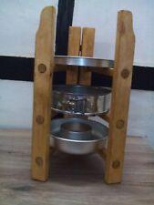 schöner Backformen Holzständer , Kuchenständer,Kuchenform,Backform